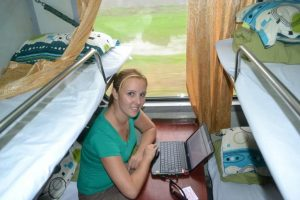 kelly-working-on-a-train-in-vietnam