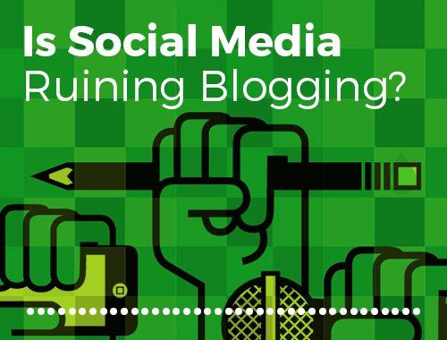 SM Ruining Blogging